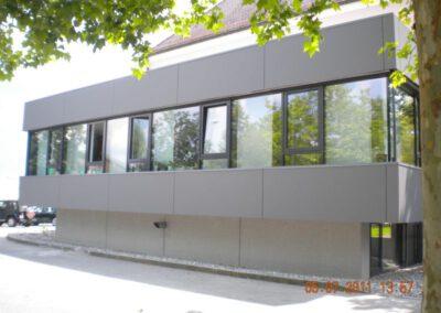 Anbau Rathaus Bruckmühl