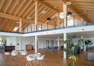 Neubau Produktionsgebäude mit Büro, in Otterfing