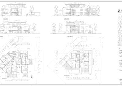 Neubau Mehrfamilienhaus mit TG, in Raubling