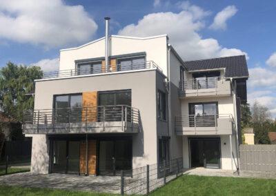 Neubau Mehrfamilienhaus Heubergstraße, Bad Aibling