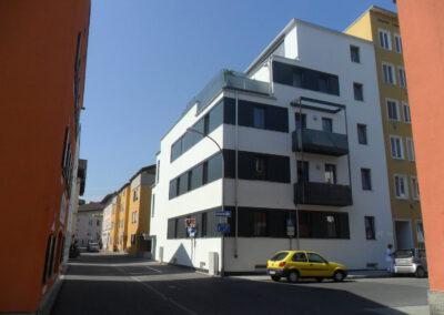 Sanierung Mehrfamilienhaus Dr. Geigerstraße, Rosenheim